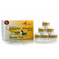 Green Tea Facial Kit